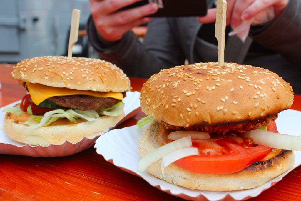 Hamburger in Salzkotten essen. Eine Faszination für sich.