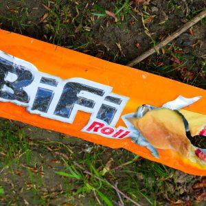 Bifi schmeckt gut. Für die Natur jedoch nicht.