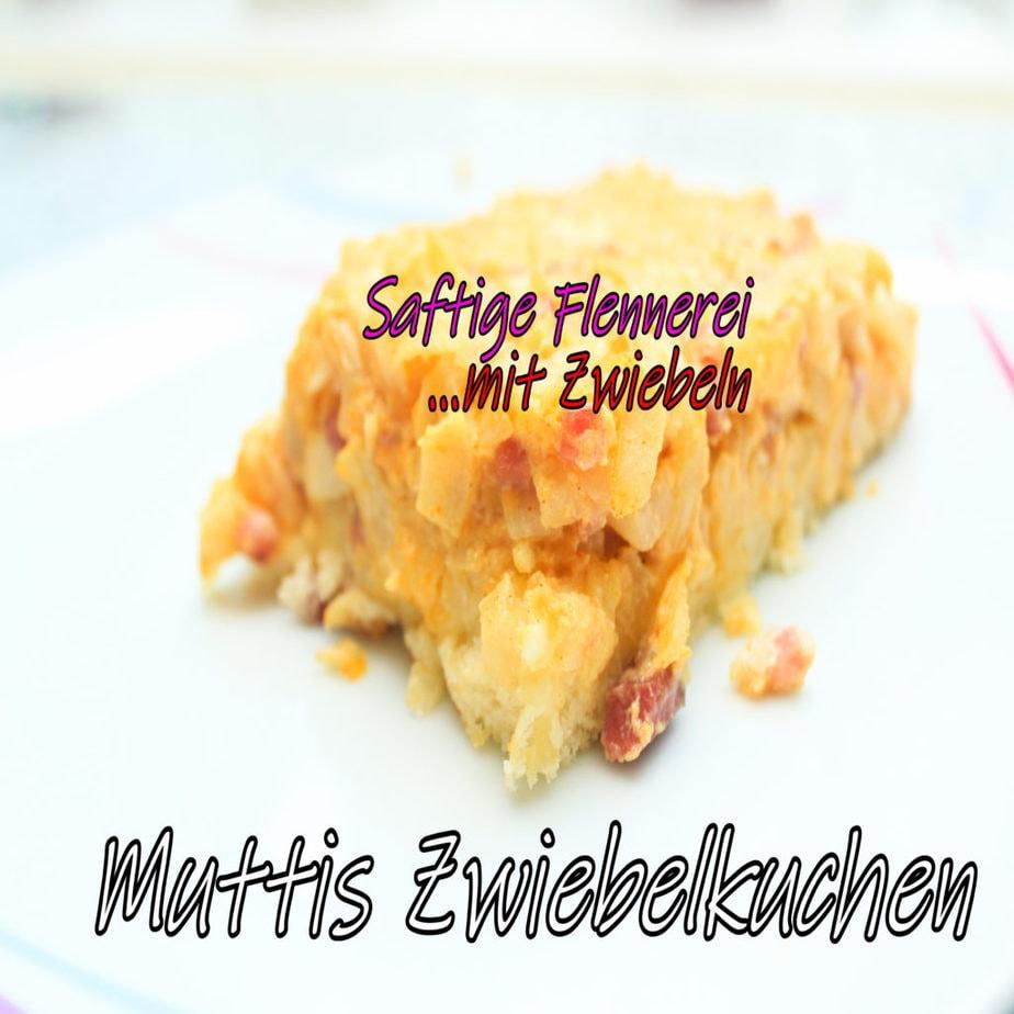 Zwiebelkuchen einfach und schnell nachgekocht!